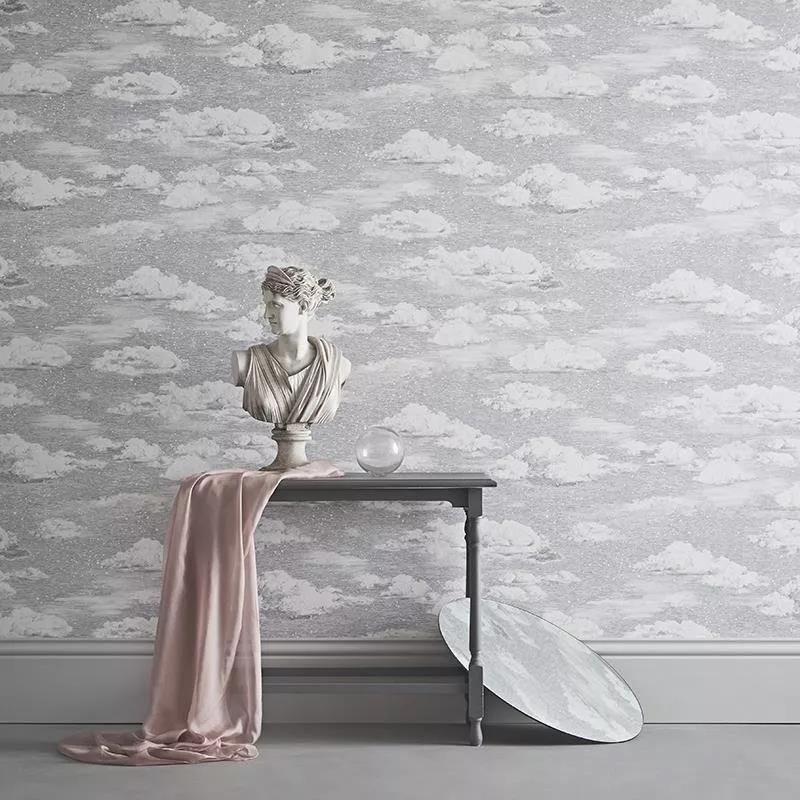 墙布的美,墙漆做不到!
